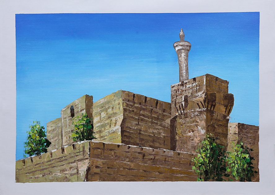 Tower of David, Jerusalem1